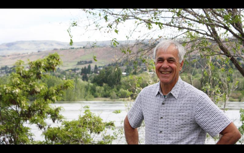 Candidate Bob Bugert