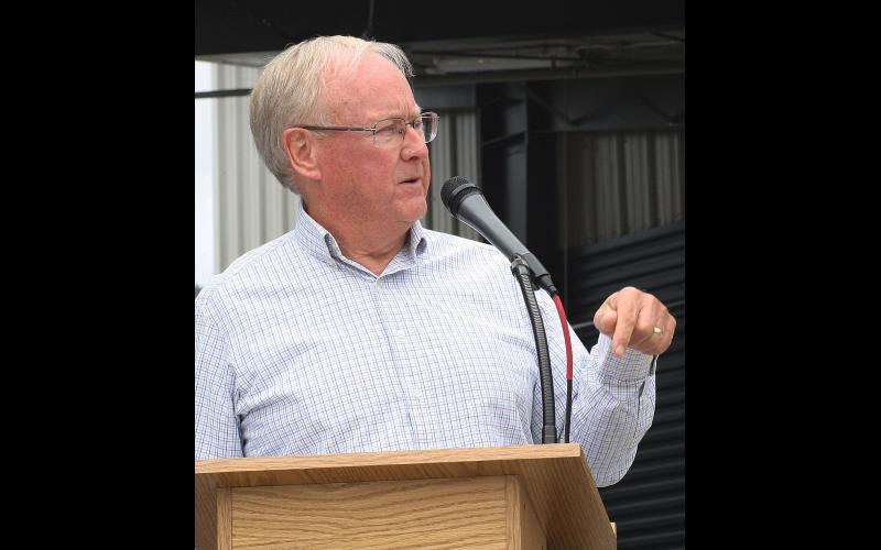 Jim Fletcher - Cashmere Mayor
