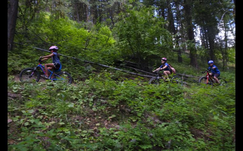 More trail fun
