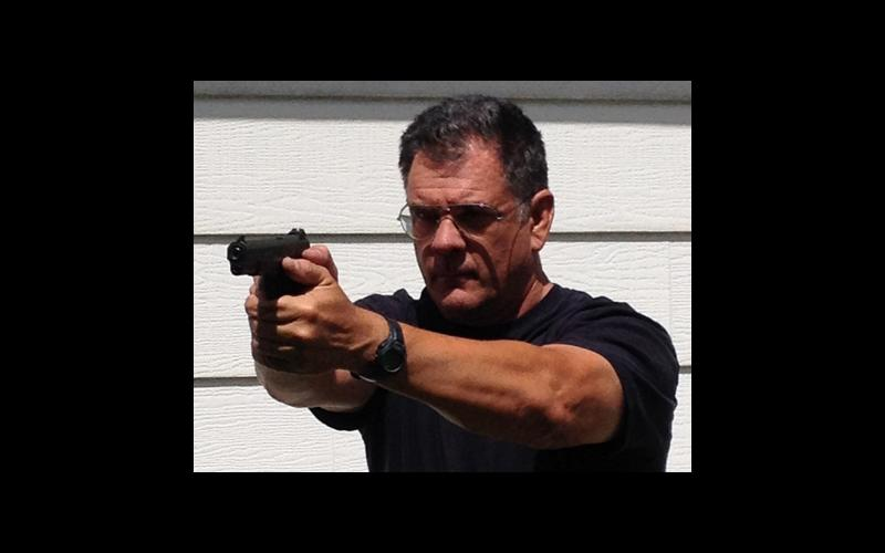 Guy Miner, expert gun trainer & shooter