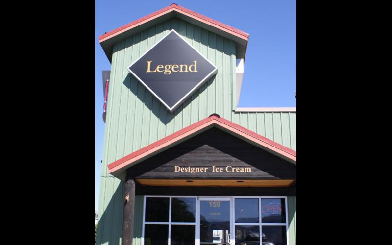 Legend is located in the old Oil Can Henry's building on Valley Mall Parkway.