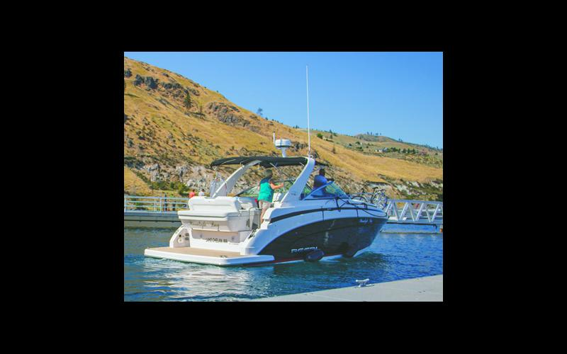 Lake Chelan's Sunset Marina now open