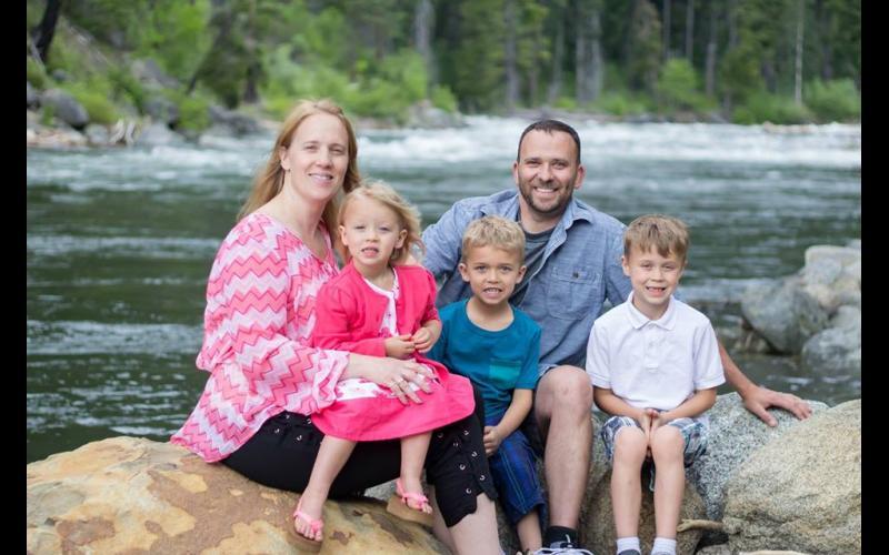 Blossom & Gene Schur & family