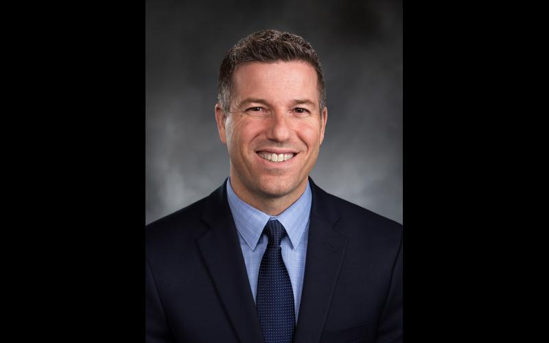 State Senator Brad Hawkins